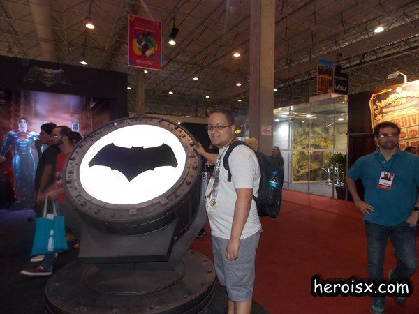 Heroi X CCXP Batsinal