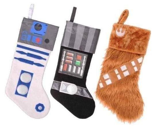 Meias Natal Star Wars