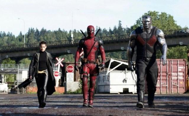 Deadpool será bom Negasonic Colossus