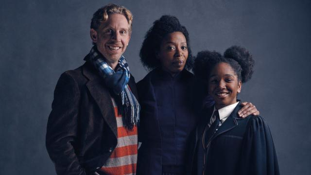 Hermione negra Harry Potter and the cursed child