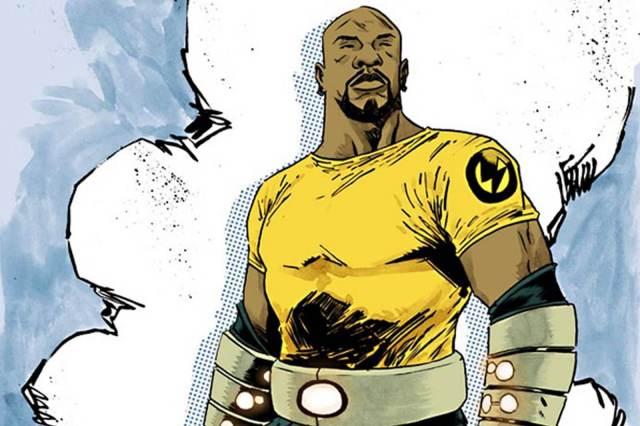 Luke Cage Power Man