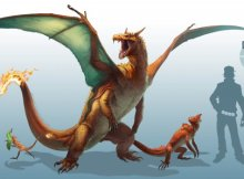 pokemons monstros charmander charizard