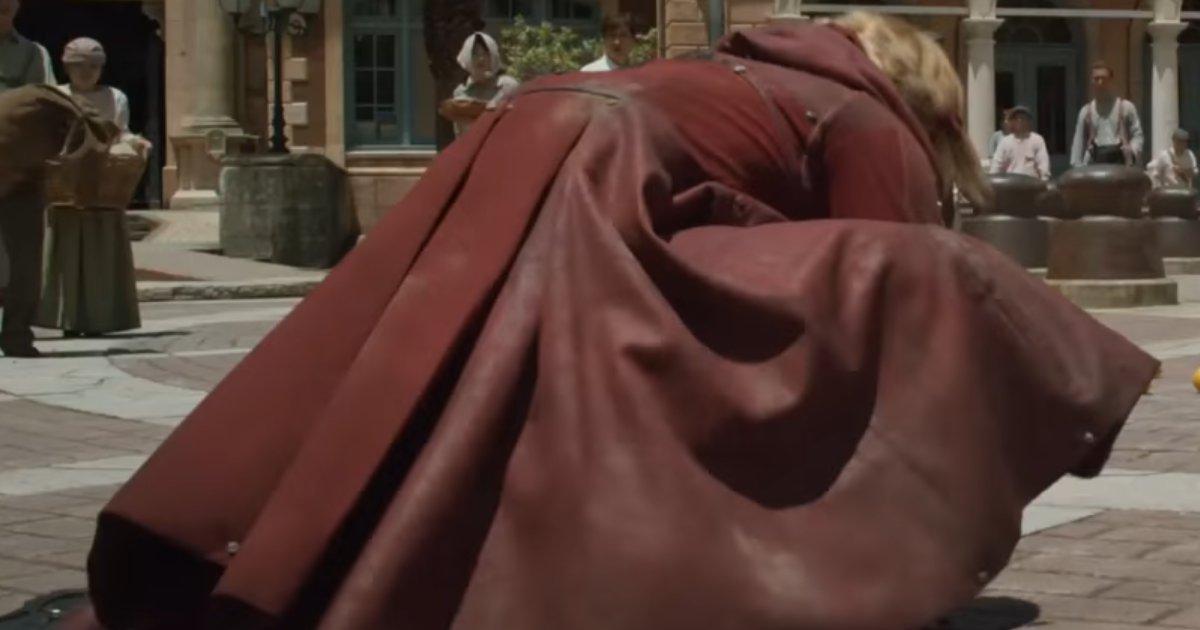 trailer fullmetal alchemist edward Elric