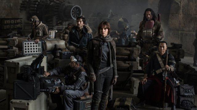 rogue one uma historia star wars elenco