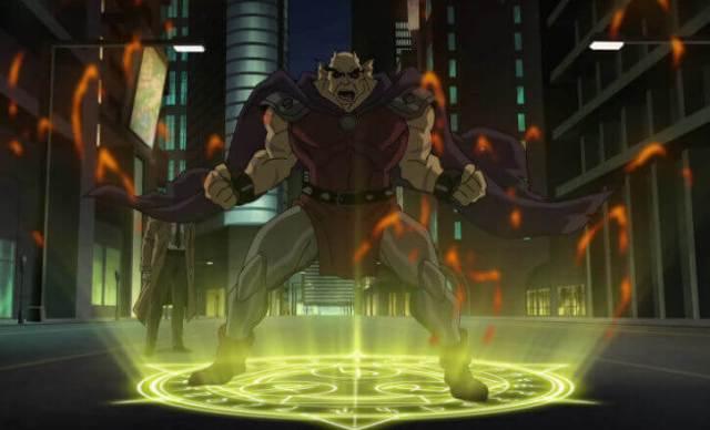 Etrigan Liga da Justiça Sombria