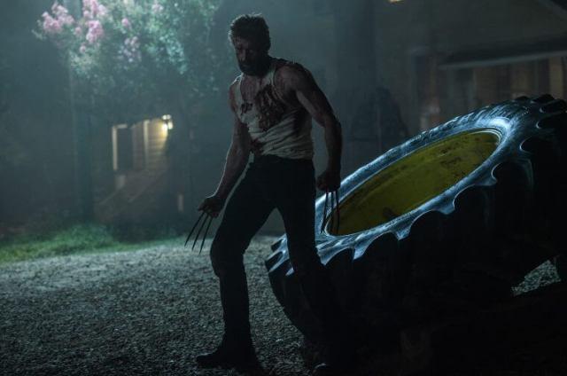 Logan Hugh Jackman Wolverine 3
