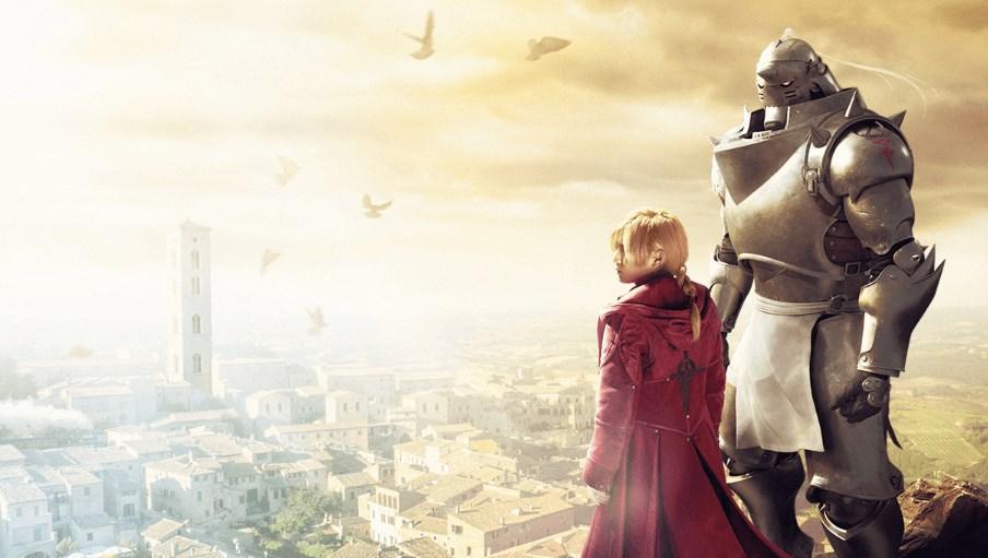 Fullmetal Alchemist poster com easter egg e trailer 2