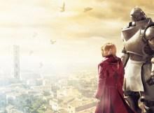 Fullmetal Alchemist Live Action poster filme