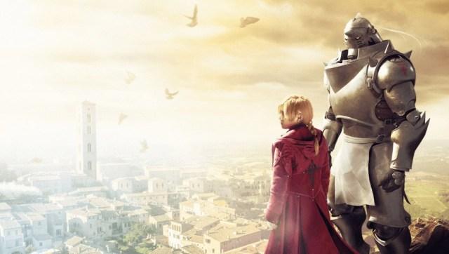 Fullmetal Alchemist poster filme live action