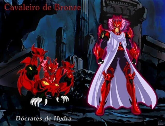 Docrates de Hydra Macho Cavaleiro sem constelação sonata filler