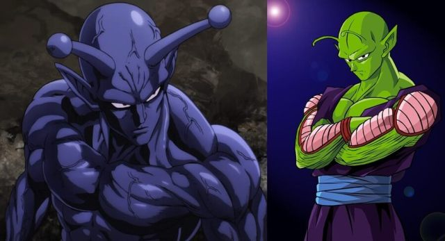 Vaccine Man One Punch Man Piccolo