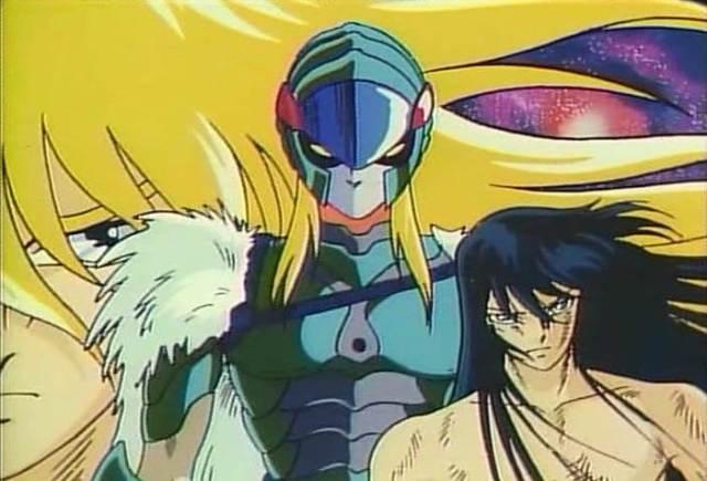 Midgard Hyoga de azul armaduras dos Cavaleiros do Zodíaco