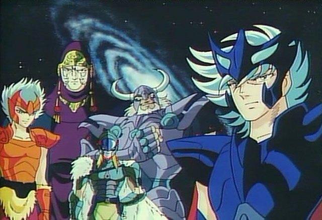 Midgard no filme asgard Armaduras dos Cavaleiros do Zodíaco