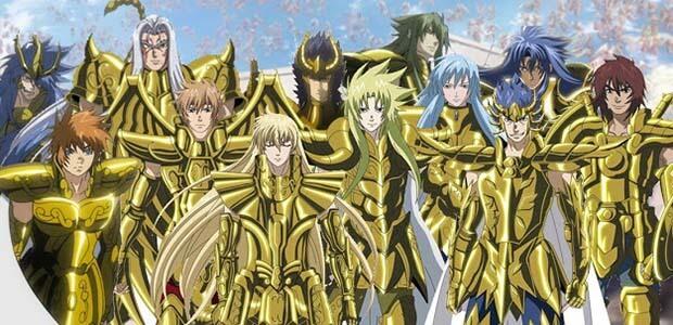Cavaleiros do Zodíaco The Lost Canvas melhores animes da netflix