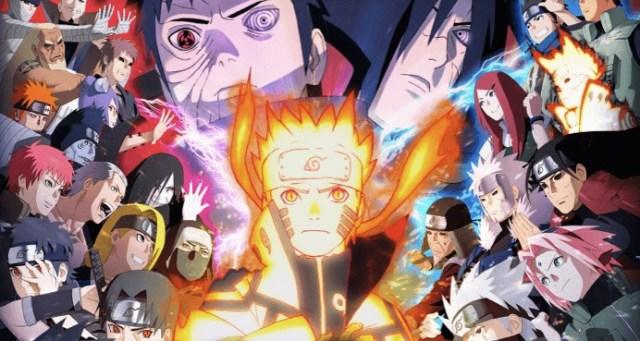 Naruto Shippuden melhores animes da Netflix