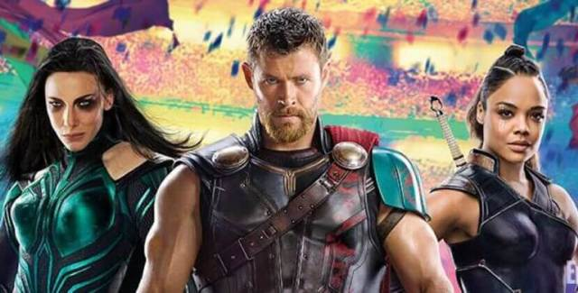 Thor Ragnarok Hela Valquiria