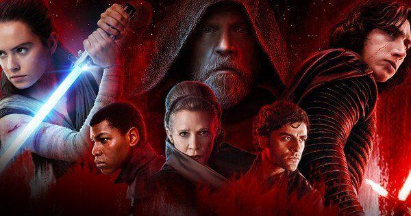 Star wars os últimos jedi the last jedi melhores filmes de 2017