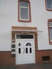 Hausfassade nach Gestaltung