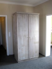 Neu gestalteter Schrank