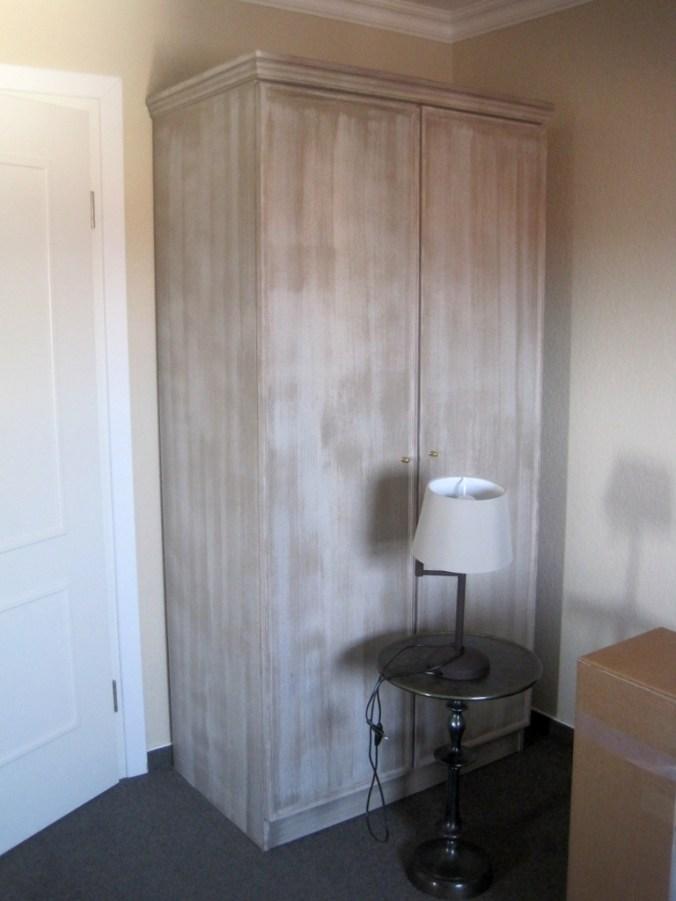 Vintage der Möbel in 47 Zimmern