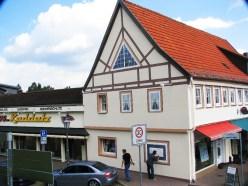 Möbelhaus Kaddetz in Bad Sachsa - Fassadenmalerei