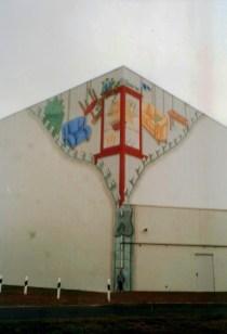 Fassade Möbelhaus