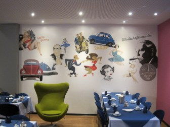 Hotel Thüringer Hof - Entstehungsphase