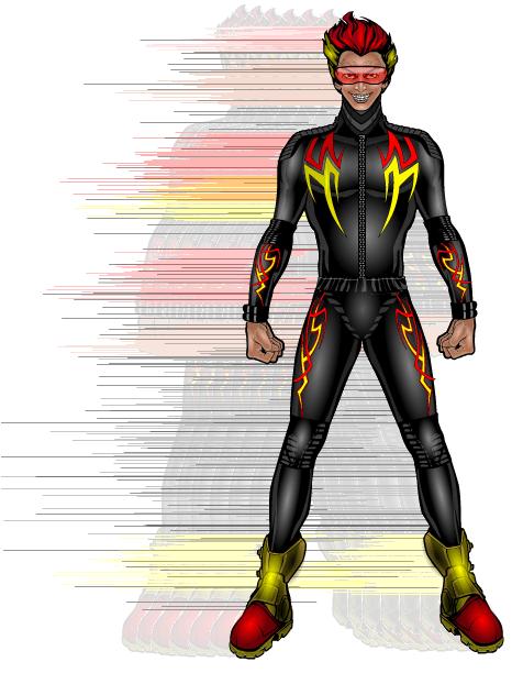 Speedster Name Generator : speedster, generator, Reply, PLANET, HeroMachine, Character, Portrait, Creator