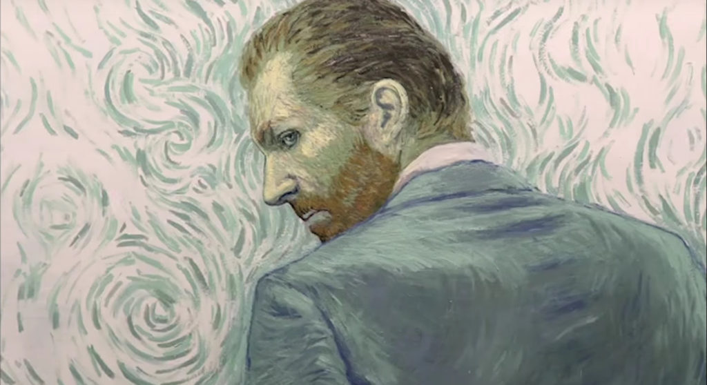Loving Vincent 2017 poster Van Gogh