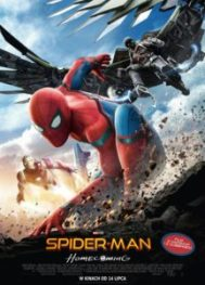 Spider-man Homecoming poster MCU 2017 Marvel