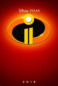 Incredibles 2 poster Disney