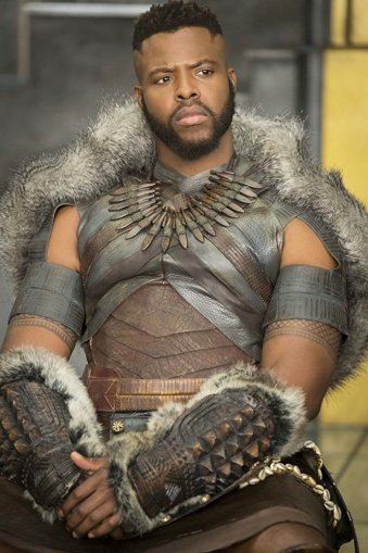 M'Baku Black Panther 2018 MCU