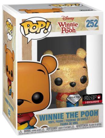 Winnie The Pooh Diamond Collection Funko Pop
