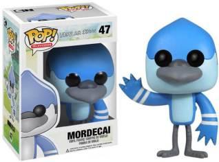 Mordecai Funko Pop Regular Show