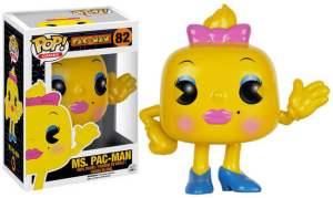 Ms Pac-Man Funko Pop