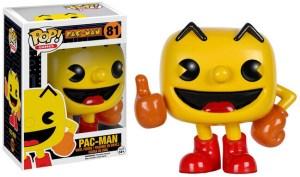 Pac-Man Funko Pop