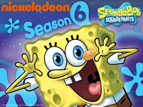 Spongebob Squarepants Nickelodeon