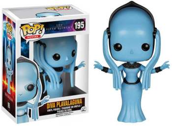 Diva Plavalaguna Funko Pop figurine Fifth Element