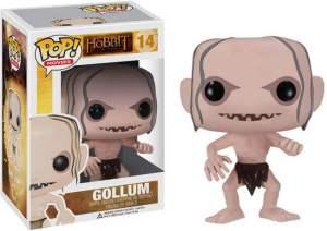 Gollum Funko Pop figurine The Hobbit