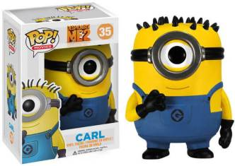 Carl Funko Pop Minion Despicable Me
