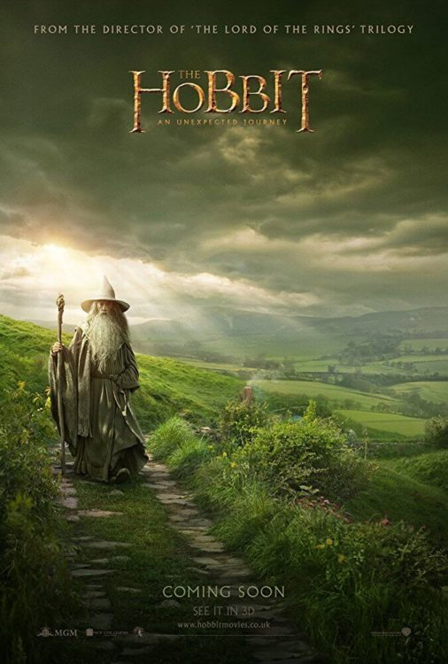 The Hobbit: An Unexpected Journey 2012 Ian McKellen Peter Jackson