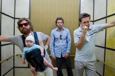 The Hangover 2009 Bradley Cooper Zack Galifianakis