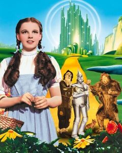 Wizard of Oz (1939) poster Victor Fleming