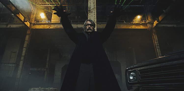 Netflix Polar Mads Mikkelsen Black Kaiser