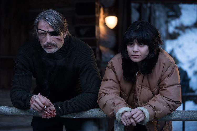 Netflix Polar Mads Mikkelsen Vanessa Hudgens