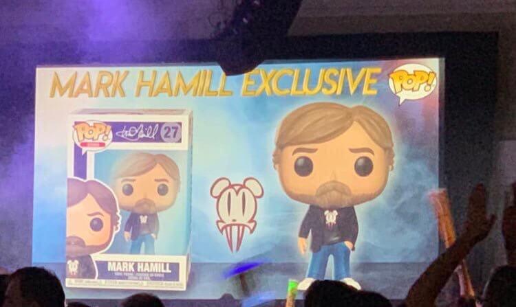 Funko Pop announcements Mark Hamill