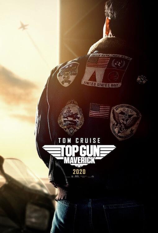 Top Gun Maverick Poster - SDCC 2019