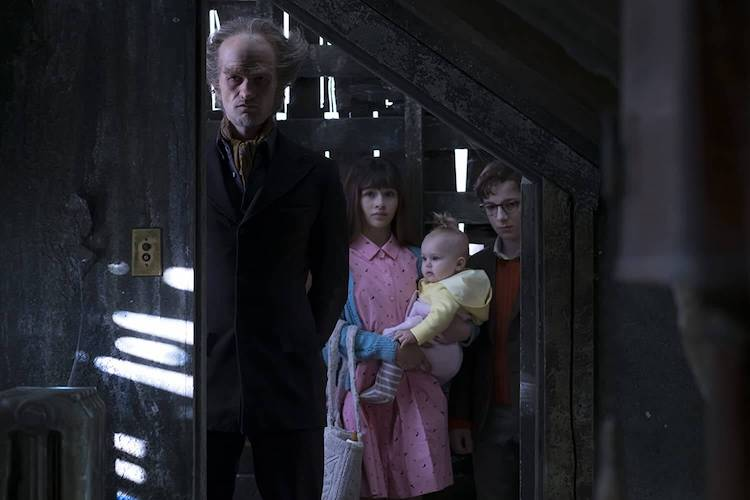 A Series of Unfortunate Events Still Frame