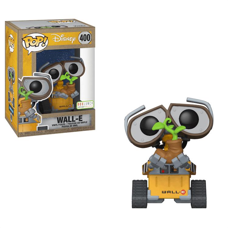 Wall-e Funko Pop Earth Day Exclusive