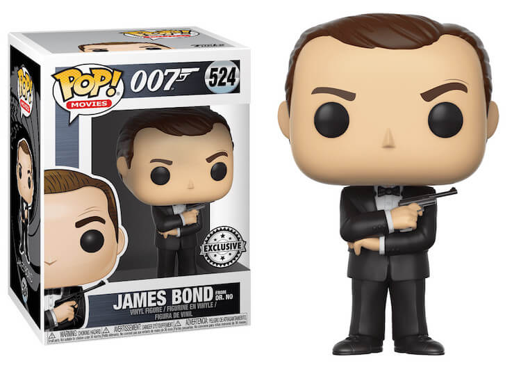 James Bond Funko Pop Exclusive